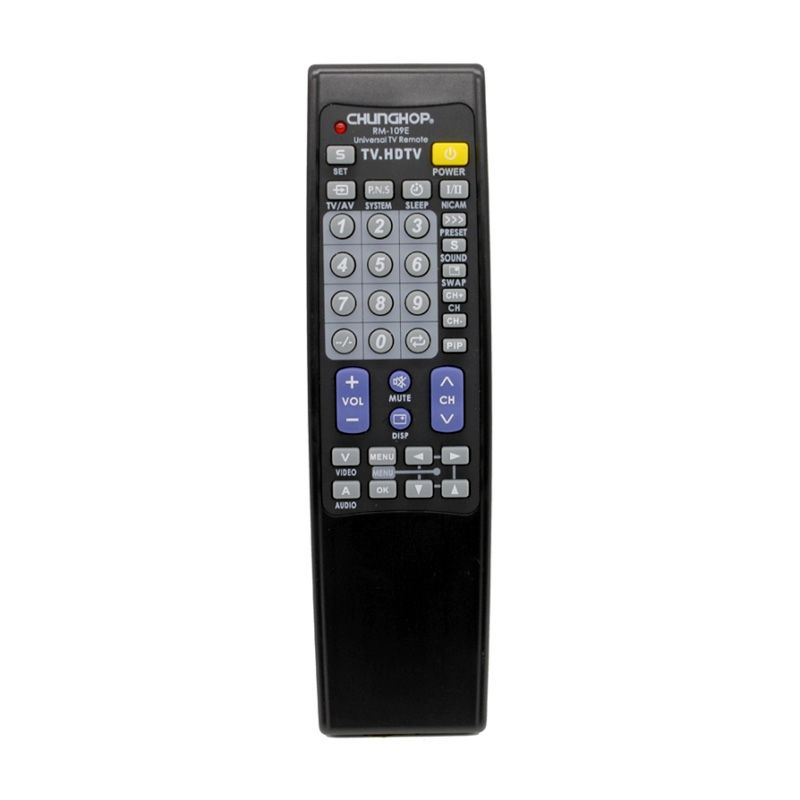 Chunghop RM109E Remote TV [All in 1]