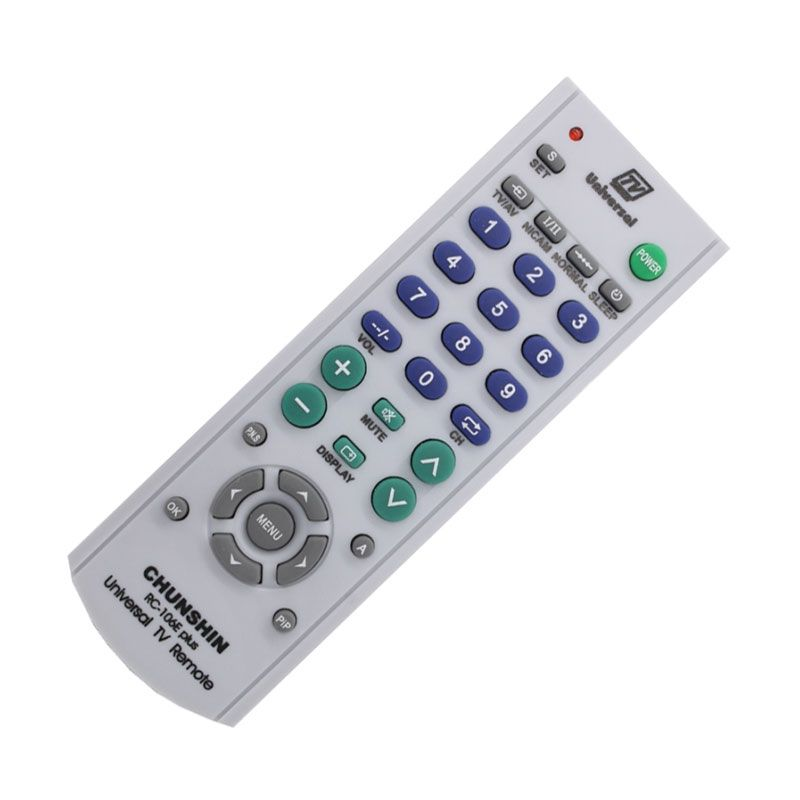 Chunshin All in 1  Remote TV for Polytron