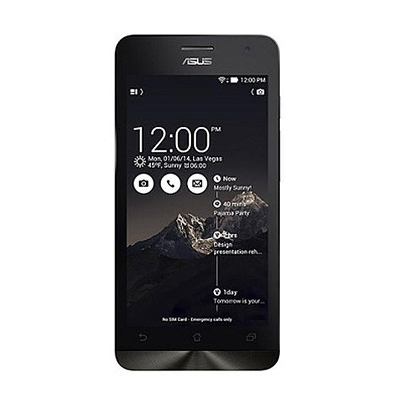 Asus Zenfone 4C ZC451CG Hitam Smartphone