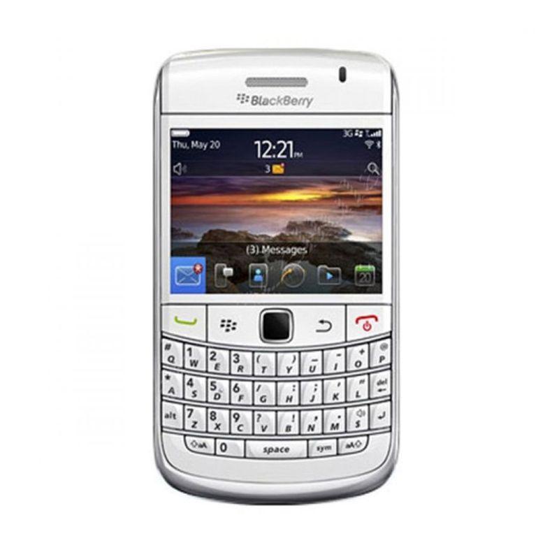 Blackberry Bold 9700 Putih Smartphone