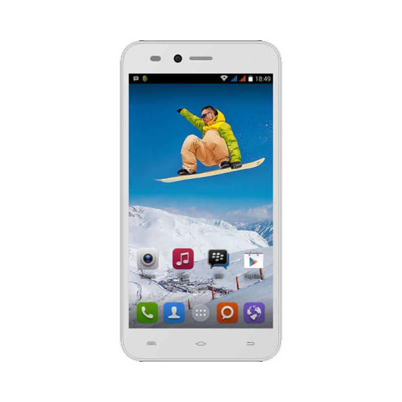 Evercoss A7N Putih Smartphone [8 GB]