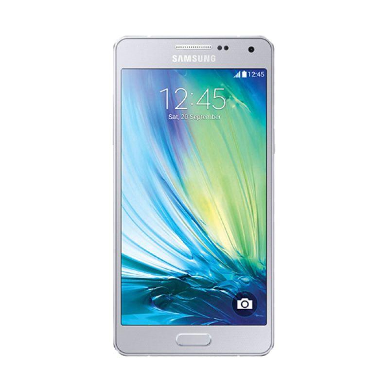 Samsung Galaxy A5 A500F LTE Silver Smartphone [16 GB]