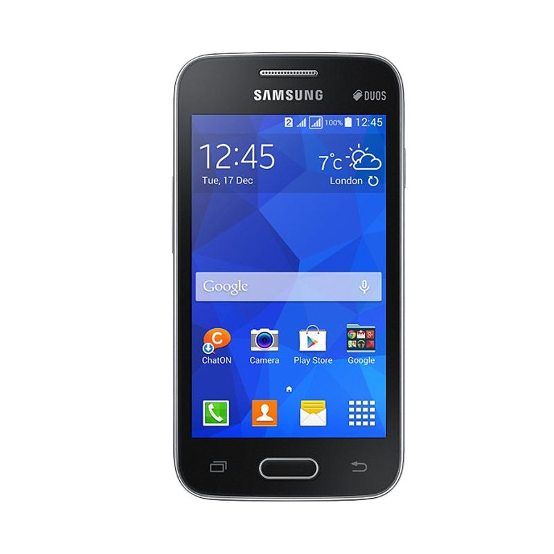 Samsung Galaxy V Plus G318H Black Smartphone