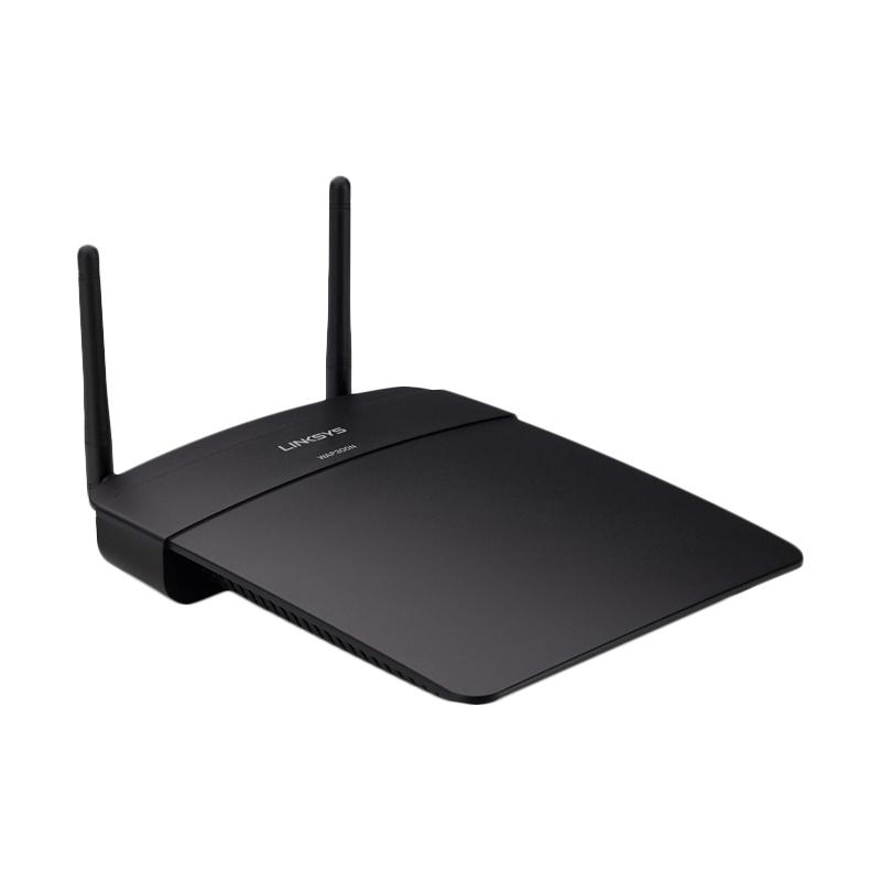 harga Linksys WAP300N Hitam Wireless N Access Point [N300/Dual Band/Multi Purpose] Blibli.com
