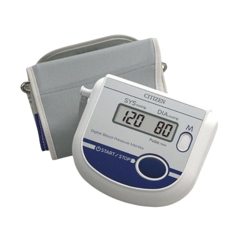 Citizen CH452 Digital Blood Pressure Monitor
