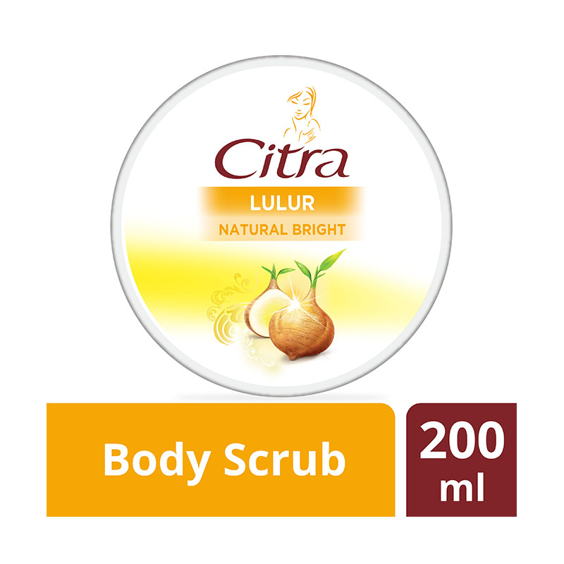 Citra Lasting White Bengkoang Body Scrub [200 mL/20070539]