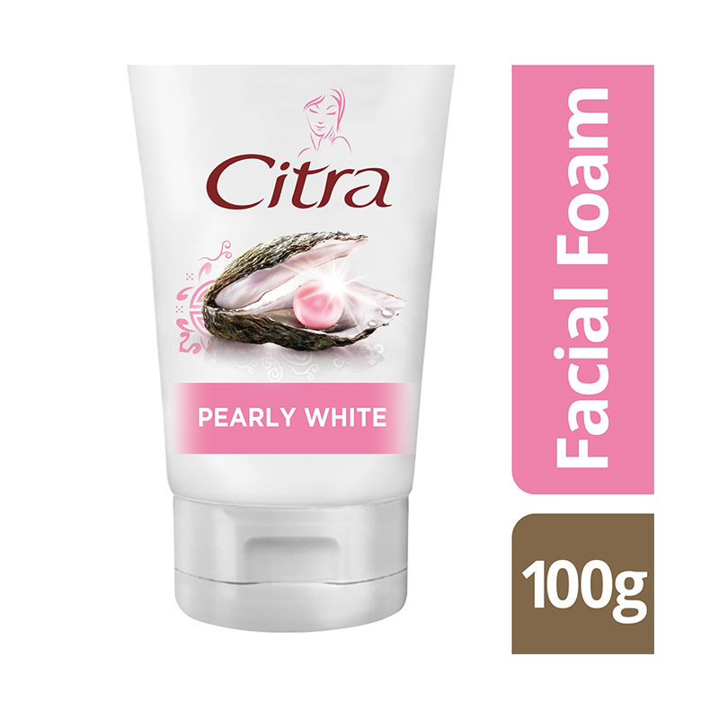 Citra Pearly White Facial Foam 100 g