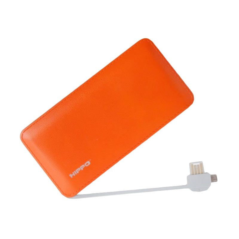 Hippo Czar Orange Powerbank [6000mAh]