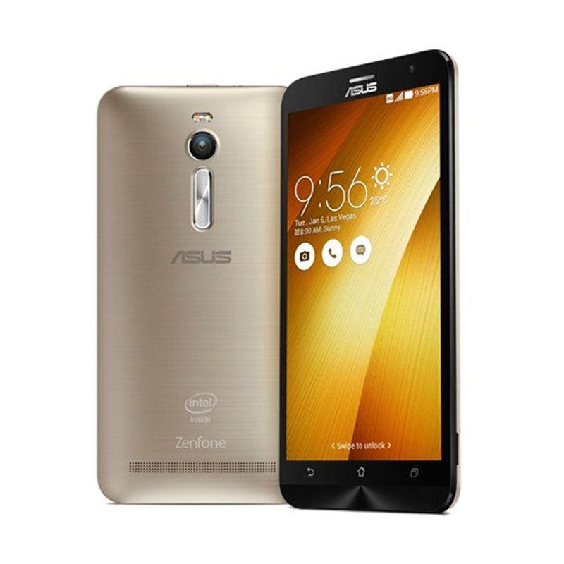 Asus Zenfone 2 Gold Smartphone [4 GB RAM/Garansi Resmi]