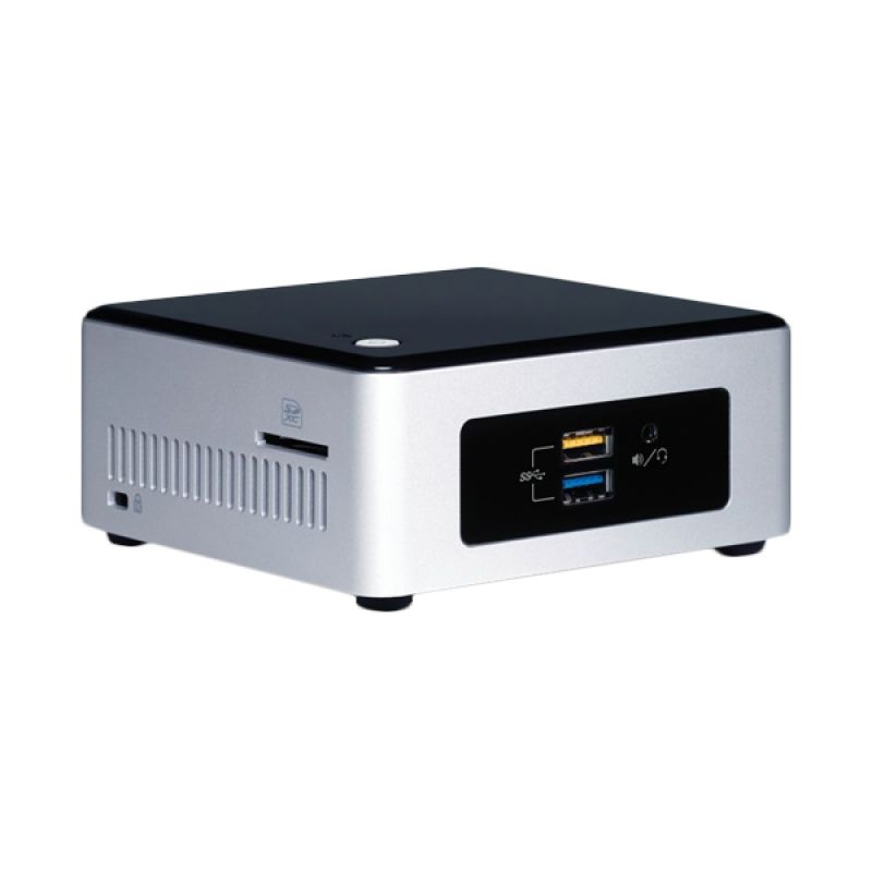 Intel NUC KIT NUC5CP...B/2GB/DOS]