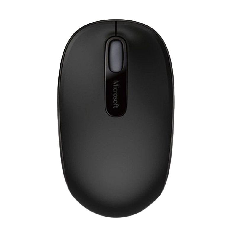 Microsoft 1850 Black Wireless Mouse