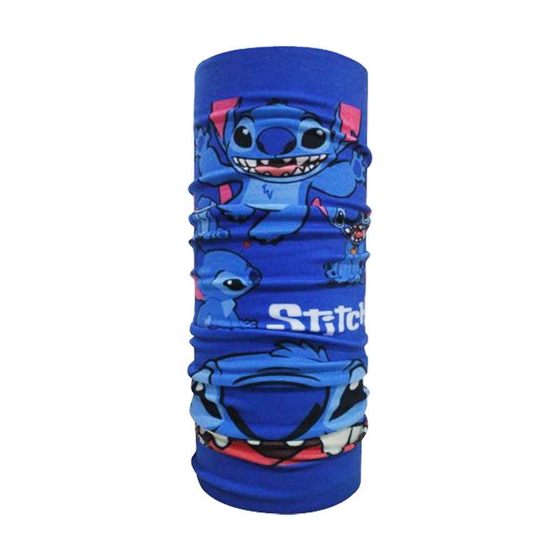 CK Bandana 1607005 Buff Masker Multifungsi - Motif Stitch