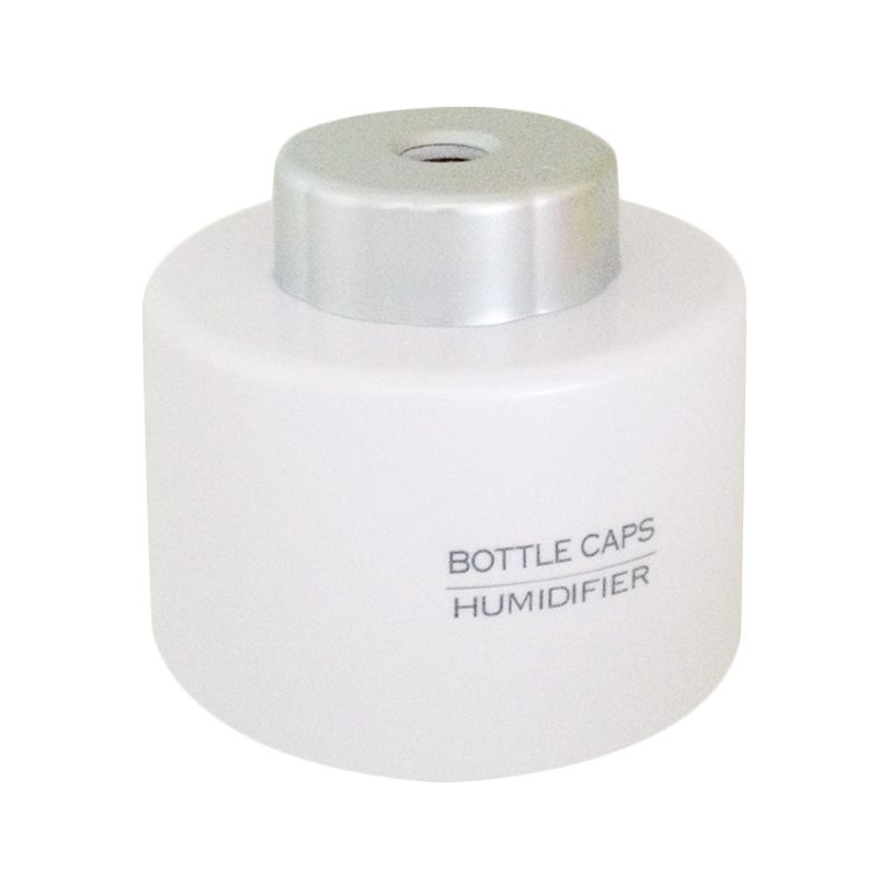 Clarissa Claire USB Bottle Caps White Air Humidifier