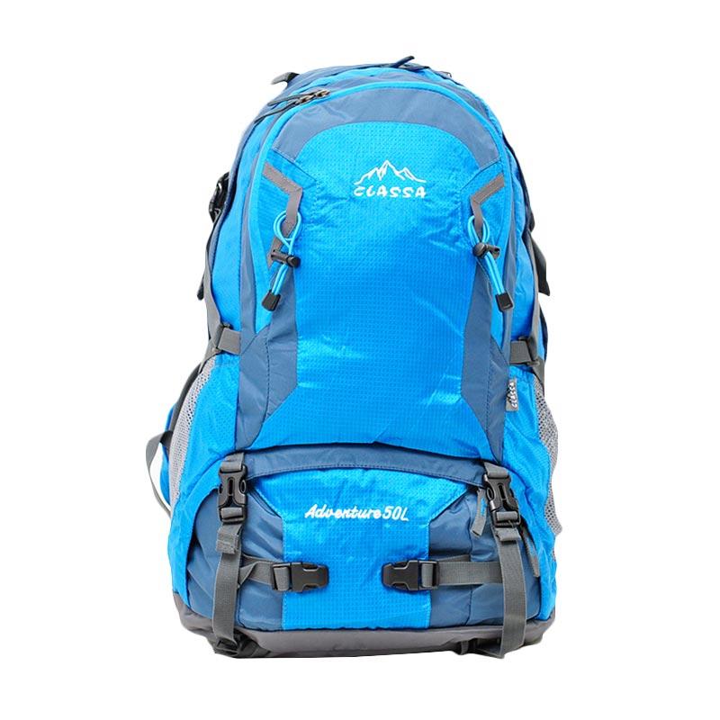 harga Classa Backpack Hiking 1201 Tas Ransel - Biru Blibli.com