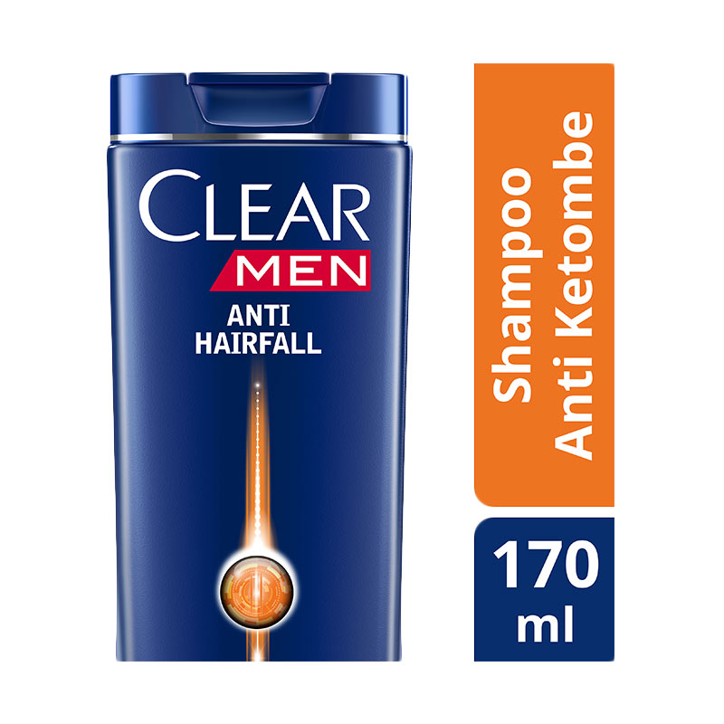 CLEAR MEN Anti Hairfall Shampoo [170 mL/21136511]