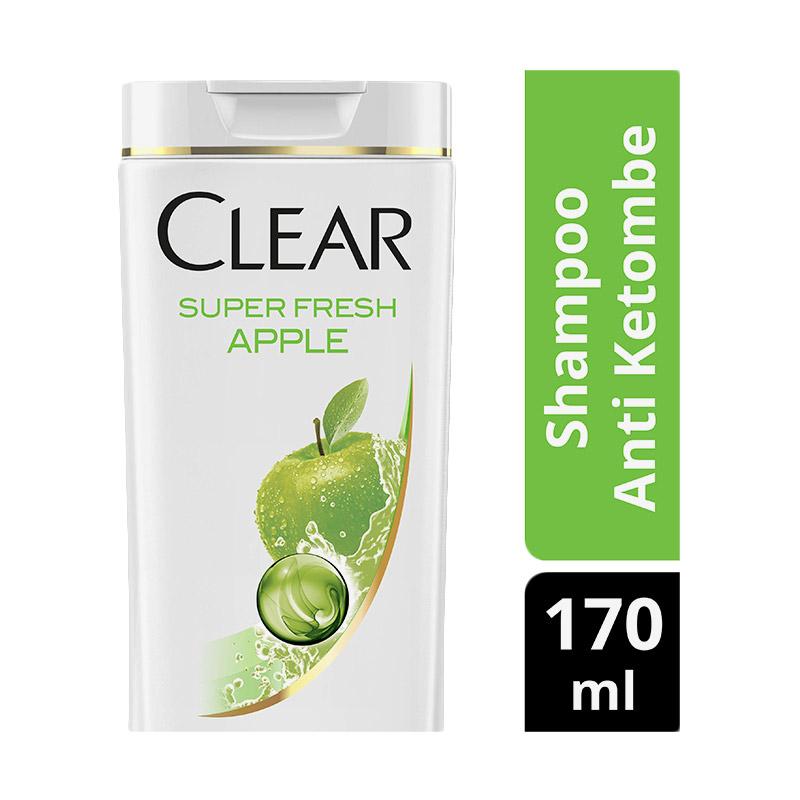 CLEAR Superfresh Apple Shampoo [170 mL/21137645]