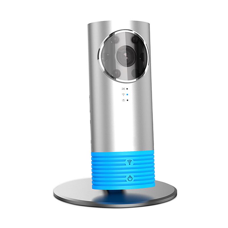 Clever Dog Smart Wireless Security Camera 3G Blue Kamera CCTV