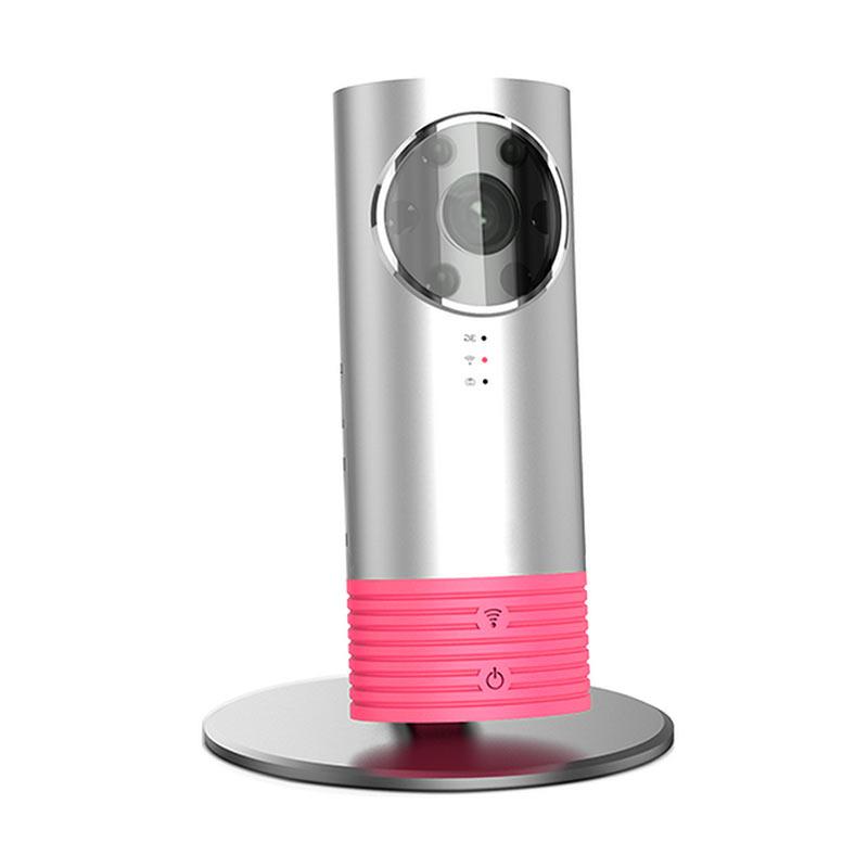 Clever Dog Smart Wireless Security Camera 3G Pink Kamera CCTV