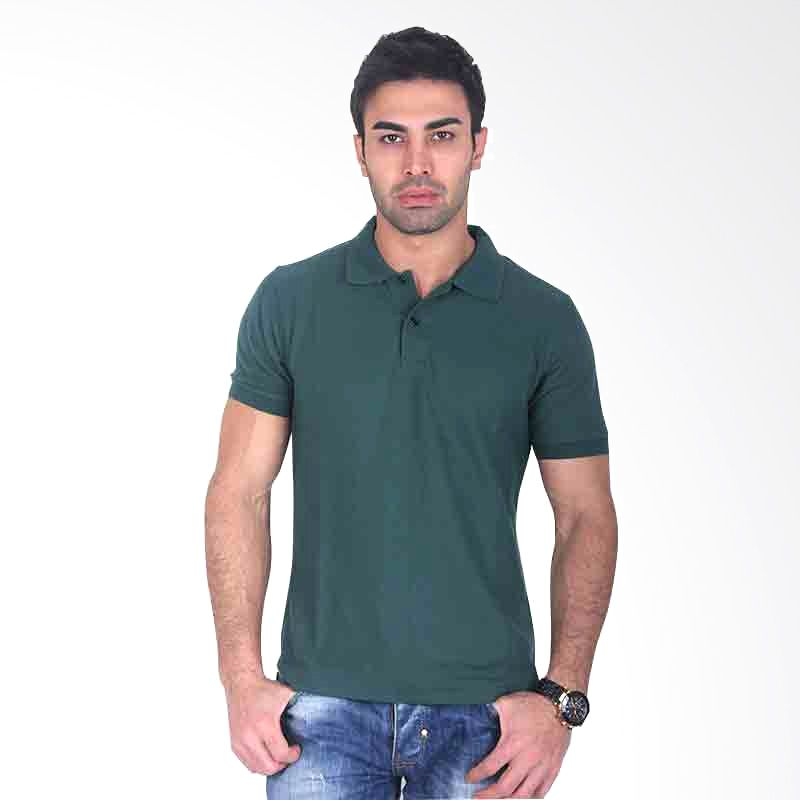 Clothmakers Fitt Polo Dark Green
