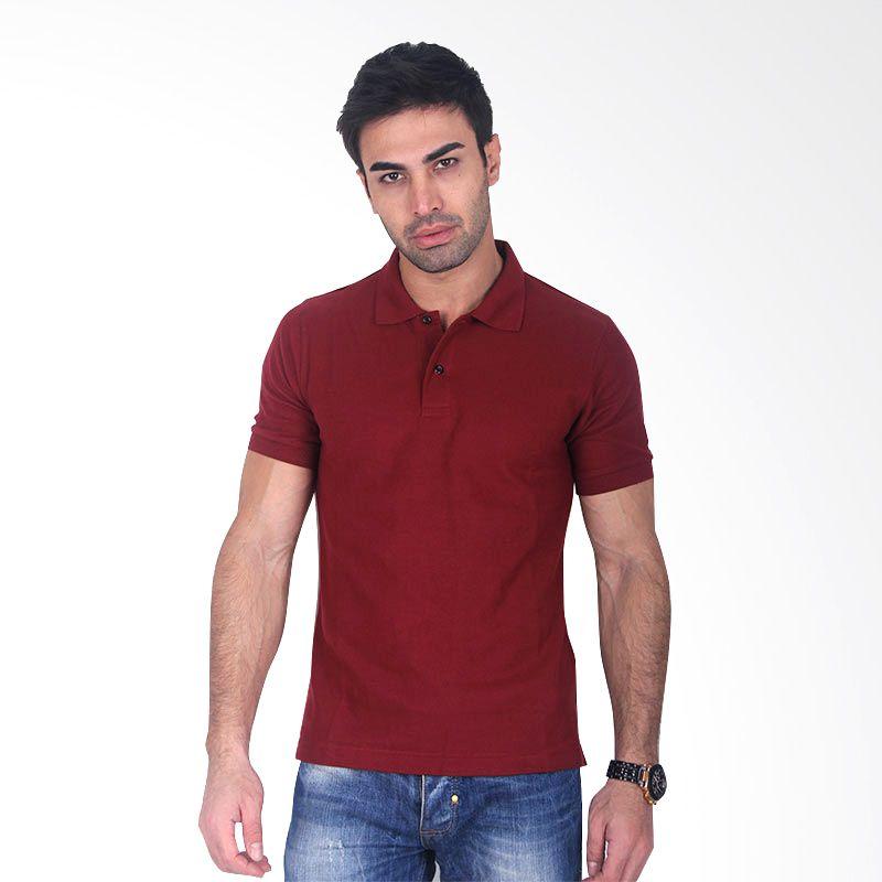 Clothmakers Fitt Polo Maroon Red Extra diskon 7% setiap hari Extra diskon 5% setiap hari Citibank – lebih hemat 10%