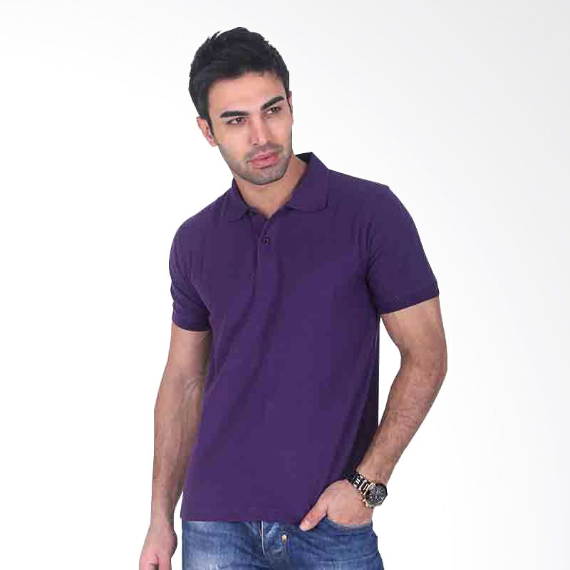 Clothmakers Fitt Polo Violet