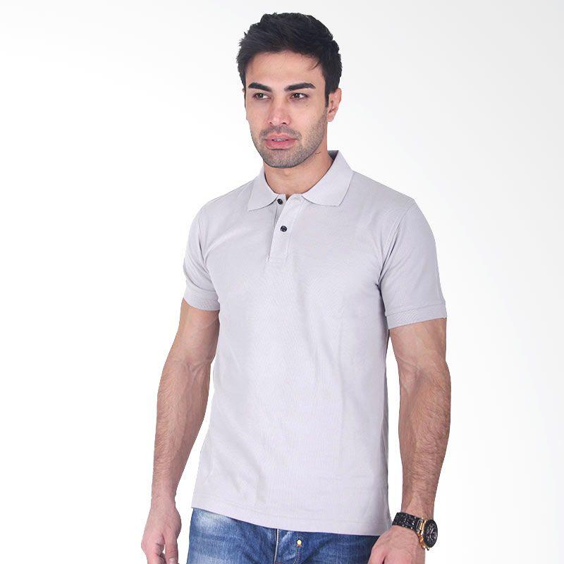Clothmakers Premium Cotton Polo Grey