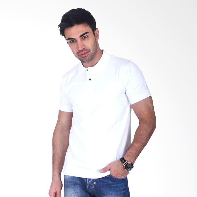 Clothmakers Premium Cotton Polo White Extra diskon 7% setiap hari Extra diskon 5% setiap hari Citibank – lebih hemat 10%