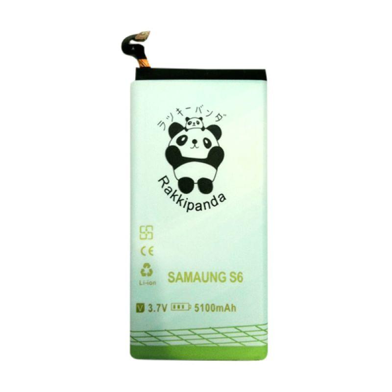 BATERAI BATTERY DOUBLE POWER DOUBLE IC RAKKIPANDA SAMSUNG GALAXY S6 5100mAh