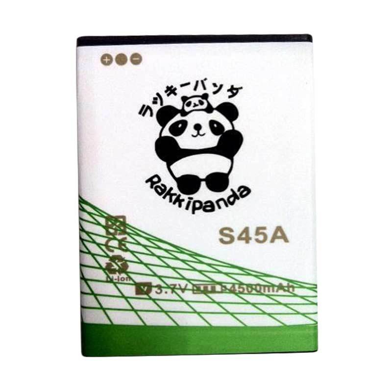 BATTERY BATERAI DOUBLE POWER DOUBLE IC RAKKIPANDA ADVAN S45A / S45C 4500mAh