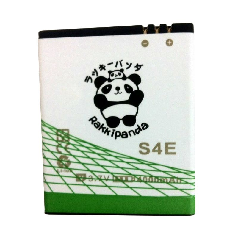 BATTERY BATERAI DOUBLE POWER DOUBLE IC RAKKIPANDA ADVAN S4E / S4J 4000mAh