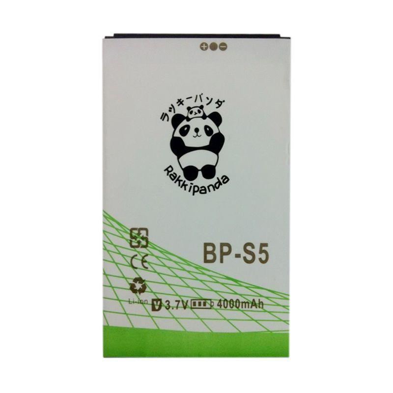 BATTERY BATERAI DOUBLE POWER DOUBLE IC RAKKIPANDA ADVAN S5 4000mAh