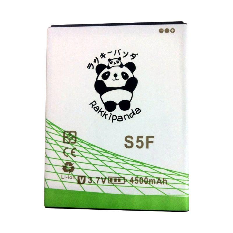 BATTERY BATERAI DOUBLE POWER DOUBLE IC RAKKIPANDA ADVAN S5F / S5G 4500mAh