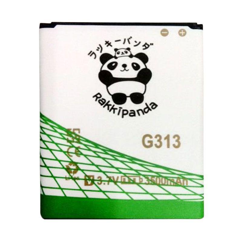 BATERAI BATTERY DOUBLE POWER DOUBLE IC RAKKIPANDA SAMSUNG G313 GALAXY V/ ACE 3 S7270/ J1 MINI J105F/ STAR PRO S7262 3500mAh