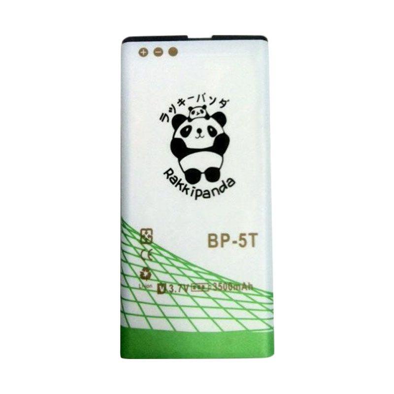 BATTERY BATERAI DOUBLE POWER DOUBLE IC RAKKIPANDA NOKIA BP-5T LUMIA 820 3500mAh