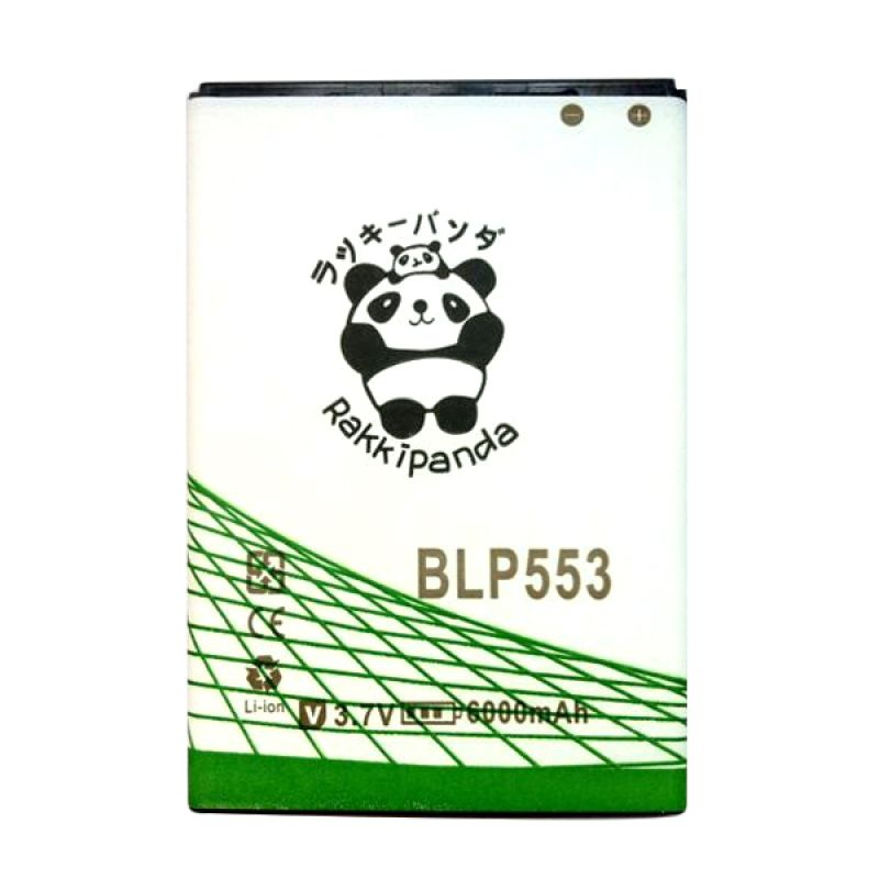 BATTERY BATERAI DOUBLE POWER DOUBLE IC RAKKIPANDA OPPO FIND WAY/S (BLP-553) 6000mAh