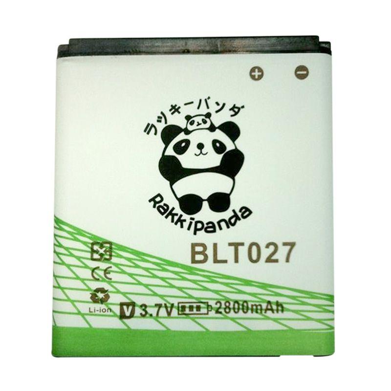 BATTERY BATERAI DOUBLE POWER DOUBLE IC RAKKIPANDA OPPO R805 / R803 (BLT-027) 2800mAh