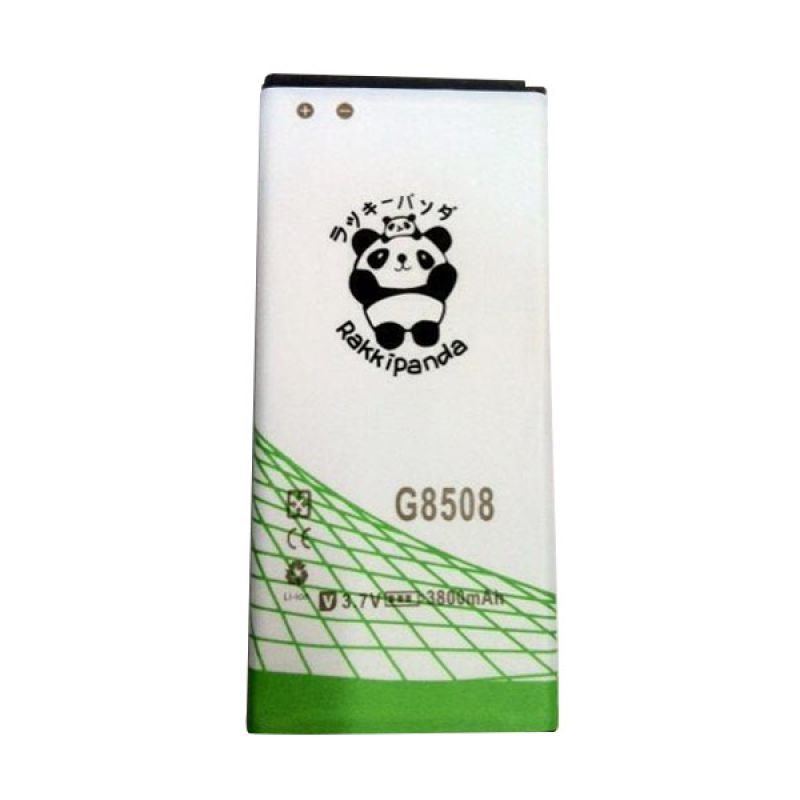 BATERAI BATTERY DOUBLE POWER DOUBLE IC RAKKIPANDA SAMSUNG G8508 GALAXY ALPHA 3800mAh