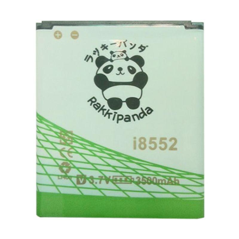 BATERAI BATTERY DOUBLE POWER DOUBLE IC RAKKIPANDA SAMSUNG i8552 GALAXY WIN/ CORE 2 G355H/ GALAXY BEAM i8530 3500mAh