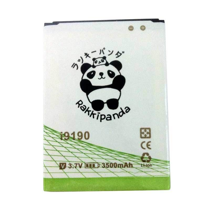BATTERY BATERAI DOUBLE POWER DOUBLE IC RAKKIPANDA SAMSUNG i9190 S4 MINI/ GALAXY J1 ACE 3500mAh