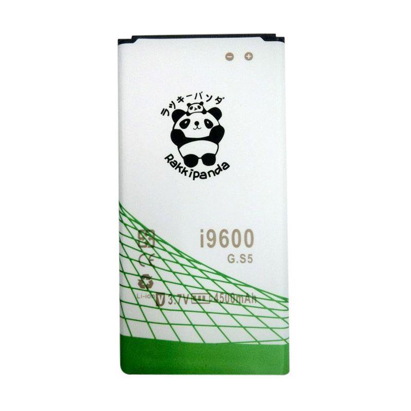 BATTERY BATERAI DOUBLE POWER DOUBLE IC RAKKIPANDA SAMSUNG i9600 GALAXY S5 4500mAh
