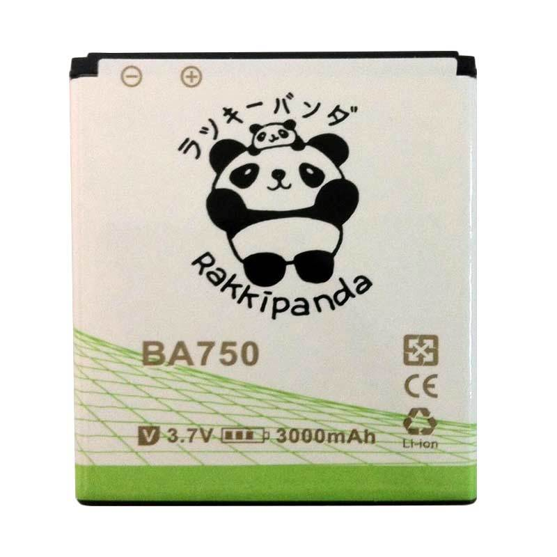 BATTERY BATERAI DOUBLE POWER DOUBLE IC RAKKIPANDA SONY BA750 XPERIA ARC/ ARCS 3000mAh