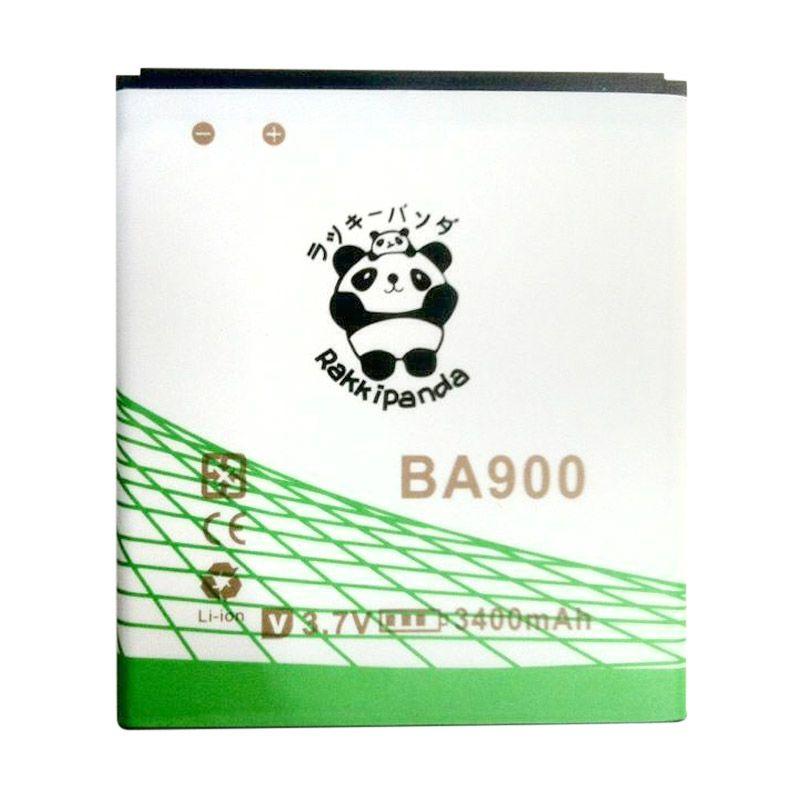 BATTERY BATERAI DOUBLE POWER DOUBLE IC RAKKIPANDA SONY BA900 XPERIA L/ J/ TX 3400mAh