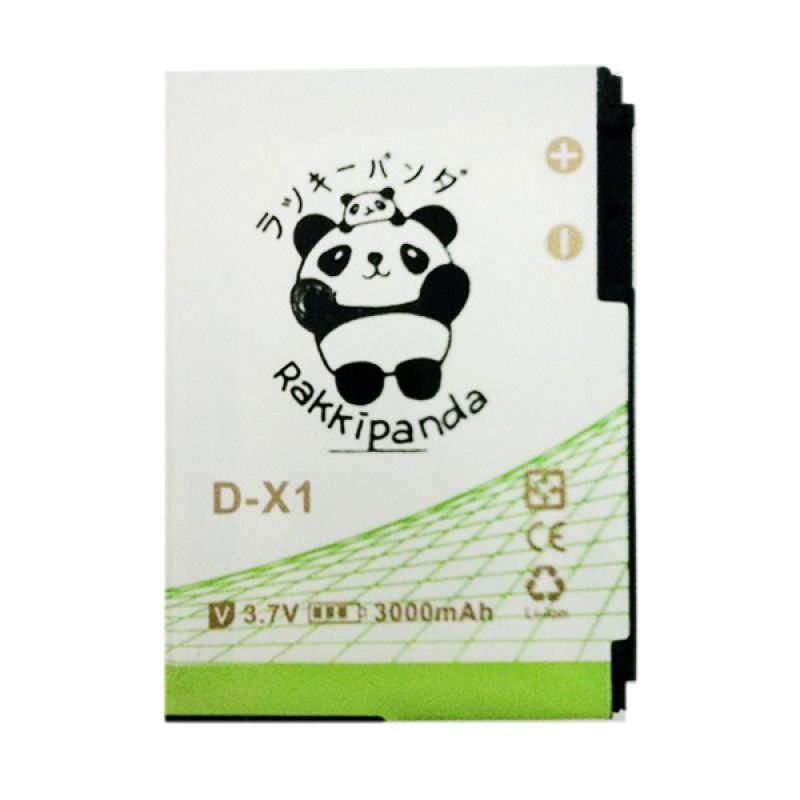 BATTERY BATERAI DOUBLE POWER DOUBLE IC RAKKIPANDA BLACKBERRY JAVELIN 8900/ STORM 9500/ STORM 2 9550/ TOUR 9630 (DX-1) 3000mAh