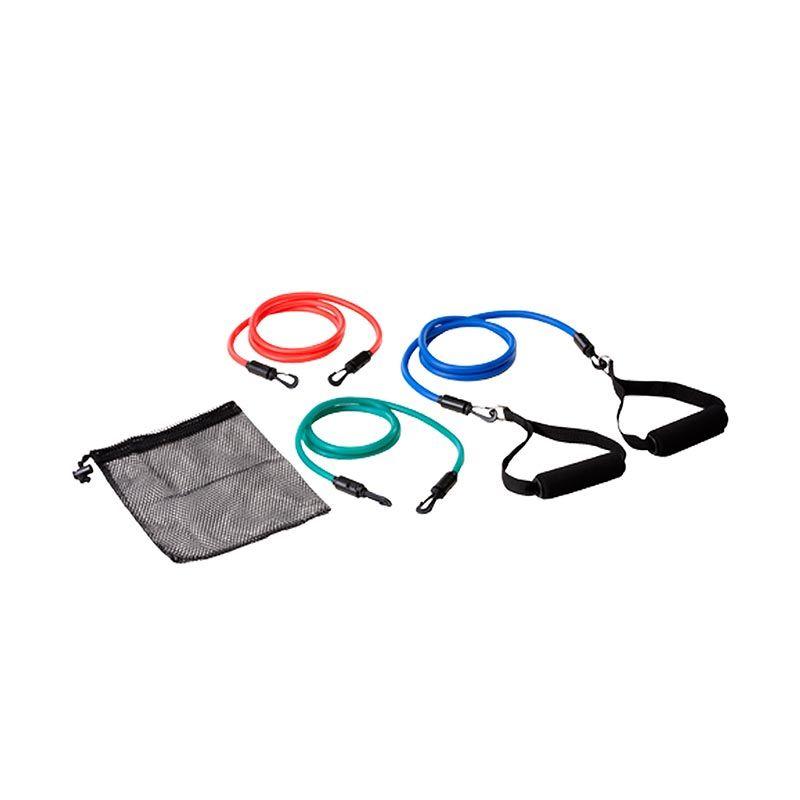 ClubFIT Resistance Tubing Set Alat Olahraga