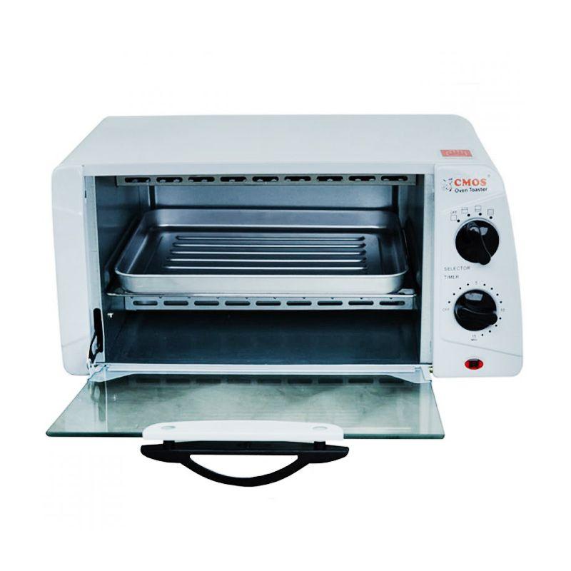 Cmos DN-08B Putih Oven Toaster