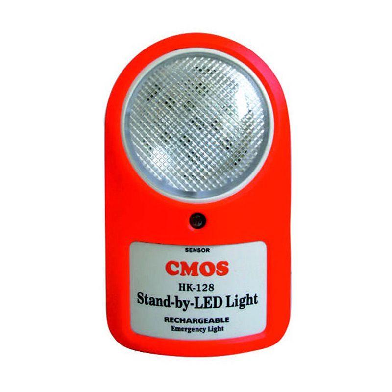 Cmos HK-128 Orange Lampu Emergency