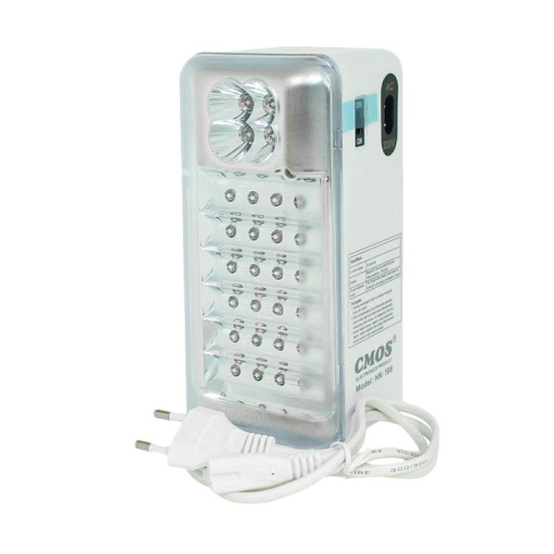 cmos hk 198 putih lampu emergency