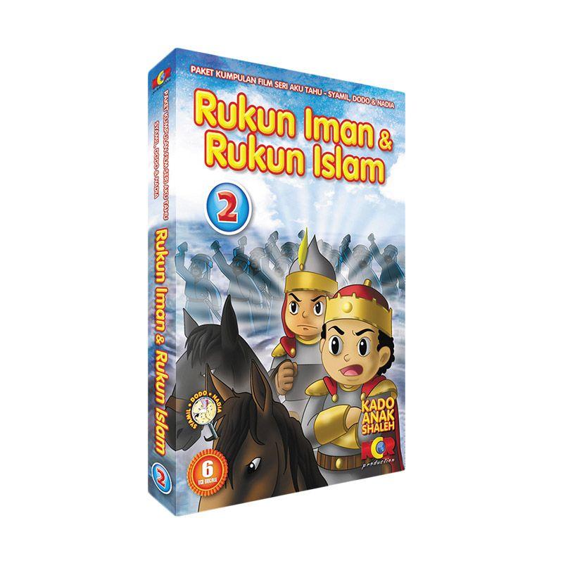 CMS-NCR Paket Rukun Iman Rukun Islam vol 2 Film Anak