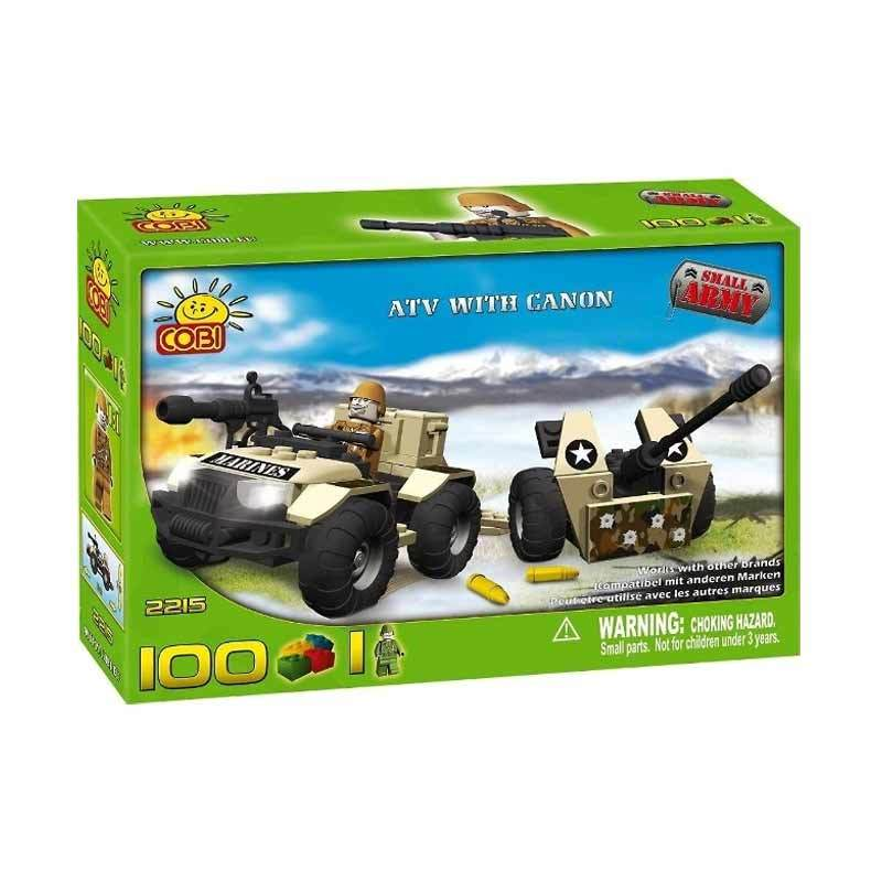 Cobi ATV With Canon