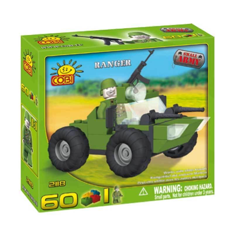 Cobi Vehicle Ranger